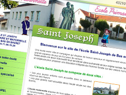 Site de l��cole catholique priv�e de basenbasset