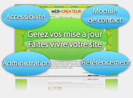 Tarif de CREATION de site web DYNAMIQUE à SAINT-ETIENNE (42) et au PUY-EN-VELAY(43)