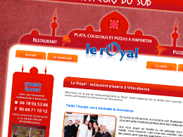 Restaurant pizzeria et salon de th� de villeurbanne